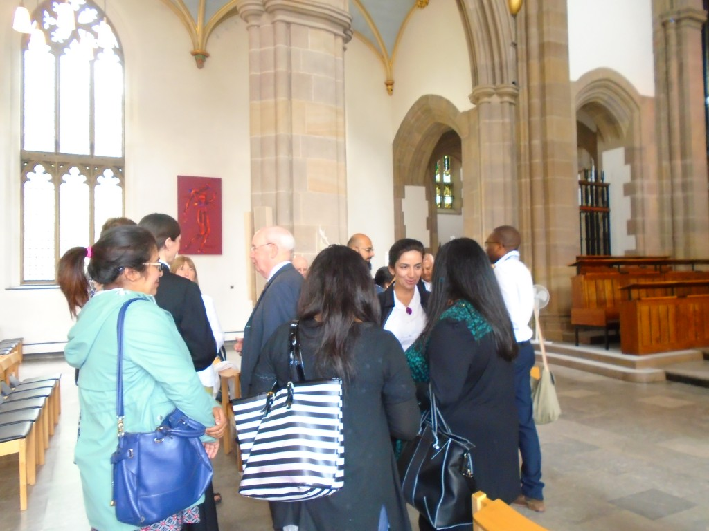 On 12 July, Srebrenica Memorial Day was held at Blackburn Cathedral as a remembrance of Srebrenica genocide. Chris Seddon was the chair of the event while The Rev Canon Dr…